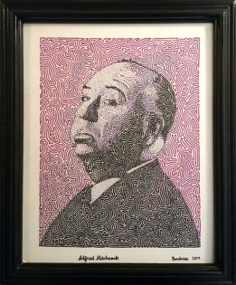 """Alfred Hitchcock"""